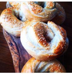 Bagels - all a brunch needs!