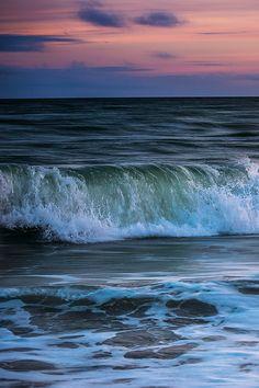 Emerald Isle North Carolina by Katherine Kirwan