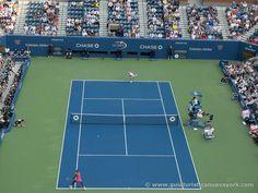 Apenas un mes para que comience en #nuevayork el @usopen de tenis ya hay ganas de verlo!