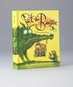 Pat the Beastie Pop-Up Hardcover by Workman on #zulily