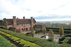 The Iceberg Terrace at The Mansion & Gardens Port Lympne