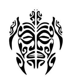tortue-polynesien-pochoir-tatou-z. Maori Tattoos, Maori Tattoo Frau, Tribal Turtle Tattoos, Samoan Tattoo, Animal Tattoos, Body Art Tattoos, Tiki Tattoo, Hawaiianisches Tattoo, Tattoo Now