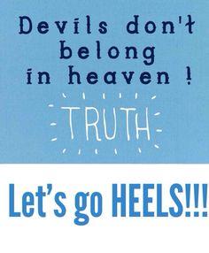 #UNC #Tarheels #GoToHellDuke LIKED THIS 1