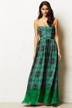 Vernalis Maxi Dress - anthropologie.com #AnthroFave Oh My Gorgeous!