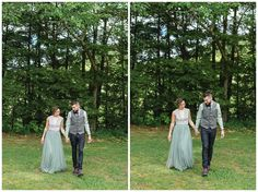 Tioga County, Pennnsylvania Sage Green Picnic Styled One Year of Marriage Celebration   Savannah Smith Photography
