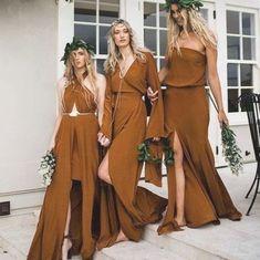 Bling Prom Dresses, Gold Lace Dresses, Dance Dresses, Wedding Dresses, Mix Match Bridesmaids, Neutral Bridesmaid Dresses, Brown Suit Wedding, Dresses For Teens, The Dress