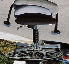 Street Furniture, 2007. Stool