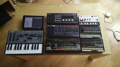 Korg and roland toys