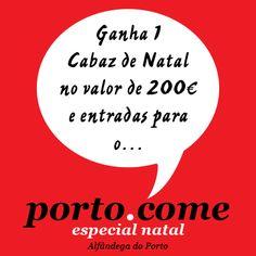 Amostras e Passatempos: Passatempo Especial de Natal by porto.come
