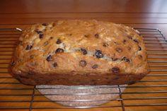 Gluten-Free Choco-Banana Loaf. Photo by katii
