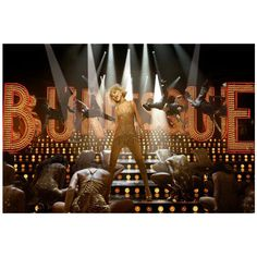 Photos: Christina Aguilera in Burlesque ❤ liked on Polyvore featuring people