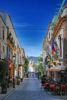 Marbella Andalucia  Spain