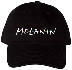 """Friends"" Melanin Dad Hat"