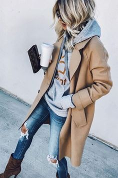 Trendy Fall Outfits, Casual Winter Outfits, Winter Fashion Outfits, Stylish Outfits, Autumn Fashion, Casual Fall Fashion, Winter Outfits 2019, Winter Outfits Women, Stylish Clothes