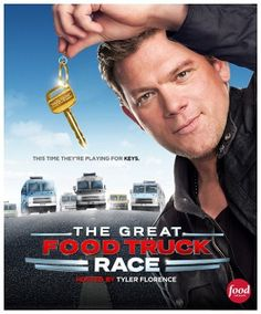 LOVE this show!! The Great Food Truck Race -- are you watching?