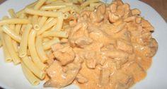 Tejfölös gombás sertéstokány recept | APRÓSÉF.HU - receptek képekkel