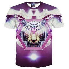 3e361f779 Personalized 3D beauty tiger T-shirt men summer. See more. #tiger #tigers  #design #tshirt #tshirts #men #unisex #mensfashion