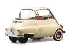 1955 Iso Isetta                                                                                                                                                                   Estimate:$30,000-$40,000 US