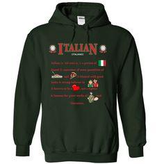 Italian descent T-shirt