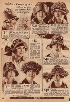 42 printables....1925 Sears Catalog by HA! Designs - Artbyheather, via Flickr