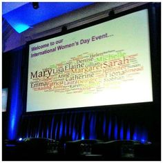 A Wordle welcome to all the attendees Krishna, I Have Spoken, Ladies Day, Twitter, Business Women, Business Professional Women