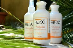 HAIR CARE: He&So Nutrigloss | Vogue for Breakfast