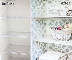 DIY Custom Closet Sh