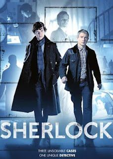 PBS. Sherlock - the world's foremost consulting detective (Benedict Cumberbatch), and Dr. John Watson (Martin Freeman)