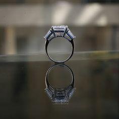 Diamond Veneer - simulated diamonds affordable wedding jewelry, engagement rings, pendant, rings,