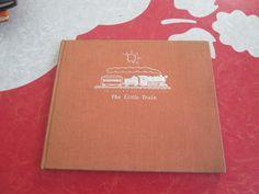The Little Train by Lois Lenski, 1940 by VintageVeneers on Etsy
