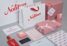 Branding: By Marque Creative for the Nolita Hotel