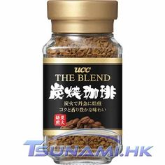 UCC - The Blend Charcoal Roasted Instant Coffee