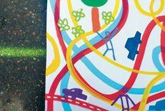 La fabbrica dei colori di Hervé Tullet riporta il dietro le quinte dei laboratori più conosciuti tra quelli ideati da Hervé Tullet