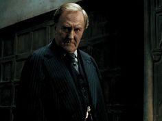 Robert Hardy as Cornelius Fudge