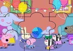 JuegosdePeppa.com - Juego: Rompecabezas Guardería Peppa Pig Puzzles de Dibujos Online Juegos Peppa Gratis Online