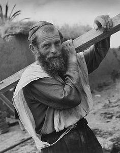 Robert Capa. Israel. 1949.Read