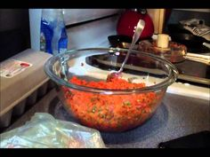 Recipe: Paleo Meatloaf - Gluten, Soy, Dairy, Nut Free