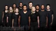 The Walking Dead : les morts de la série réunis sur une photo - News Série Tournages - AlloCiné