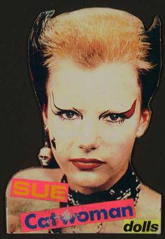 Sue Catwoman