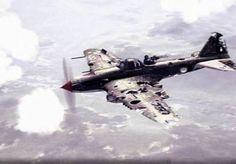 Damaged Il-2 still flying WWII