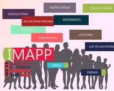 You can easily locate your on the live map including history of movement Find My Phone, Family Safety, Private Network, Parental Control, Connection, Track, Parenting, Positivity