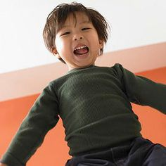 Go to any playground and you're bound to see more boys running, playing ball, and jumping — and that difference in physical activity may start in the womb.