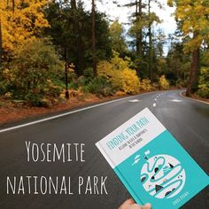 #Bookgram from Yosemite; which doesn't rhyme with vegemite - just in case you've been saying it wrong all this time like me! 😬 . . . . . . . #findingyourpath  #yosemite #bookstagram #books #instabook #entrepreneur  #graduation #instagood #positivepsychology #positivevibes #happiness #gifts #inspiration #wanderlust #travel #career #gapyear #education #hobbies #bookworm #writing #nationalparks #startwriting #dream #yosemitenationalpark #nofilter #pathways #bookstagramfeature #adventurist
