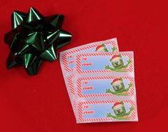 Gummibär (The Gummy Bear) Christmas Gift Tags are the perfect gift tags for the holiday season! Each set comes with 12 gift tags. Shops, Etsy Shop, Gummy Bears, Christmas Gift Tags, Gift Wrapping, Sweet, Holiday, Paper Wrapping, Tents