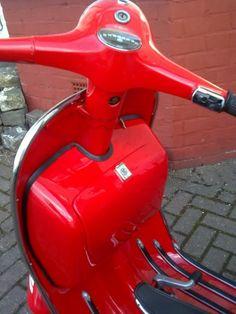 Vespa 200, Italian Pronunciation, Best Scooter, Vespa Scooters, Rally, Restoration, Vehicles, Modern, Trendy Tree