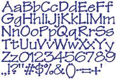 Tinkertoy Font