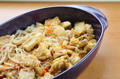 Orange Chicken Chinese Casserole