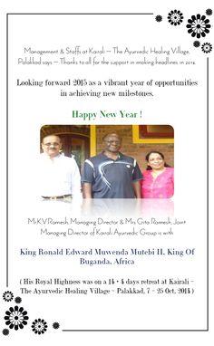 Ayurvedic Healing, Happy New Year, Africa, Thankful, King, Happy New Year Wishes