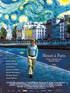 Midnight in Paris - how I wish I could live in Paris in the twenties...