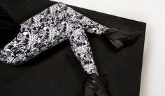 https://www.betabrand.com/crowdfunding/womens-white-black-monster-print-leggings.html